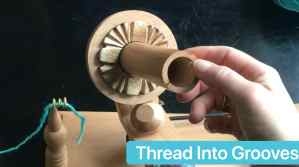 Yarn Ball Winder Tutorial
