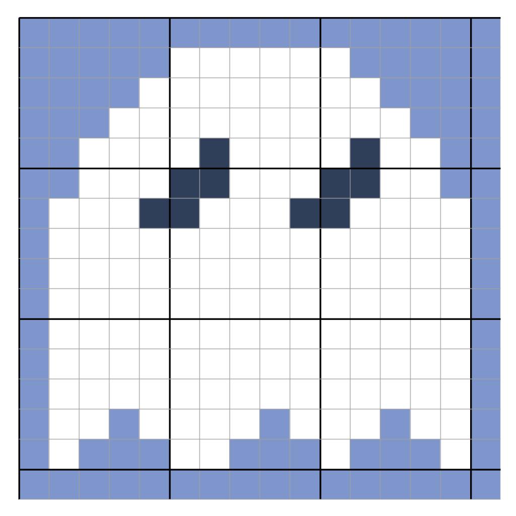 ghost c2c graph