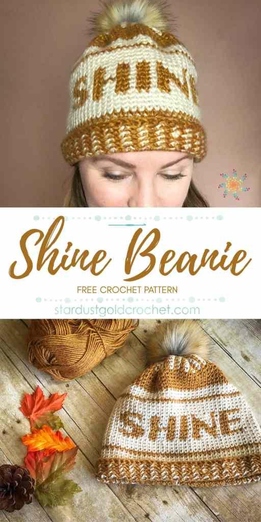 Shine Beanie PIN