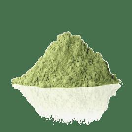 white kali kratom powder