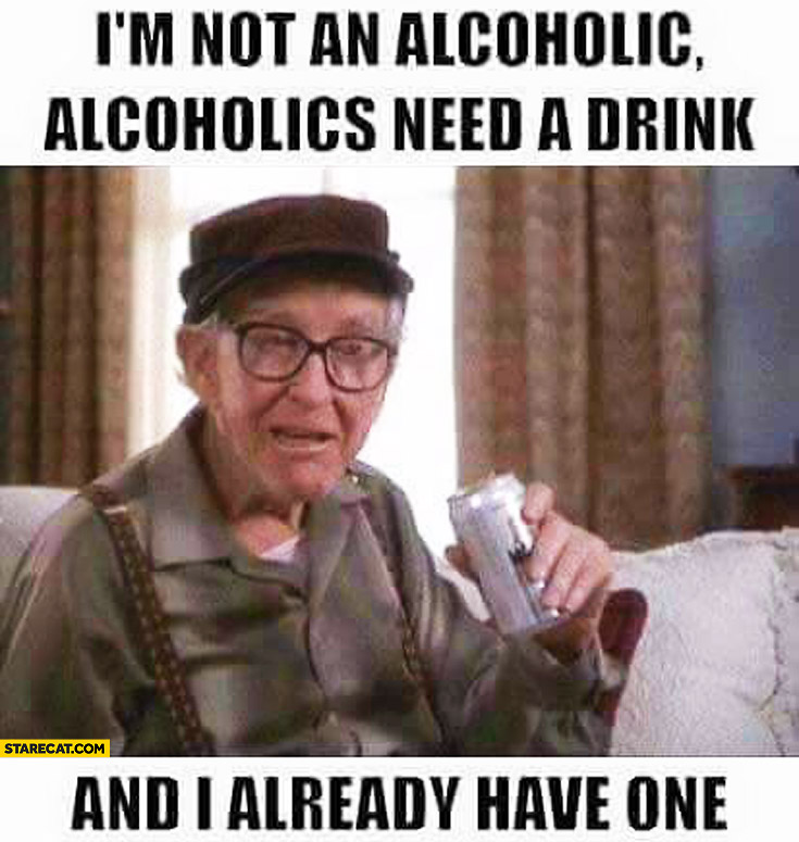 Alcoholics Are No Fun Quotes