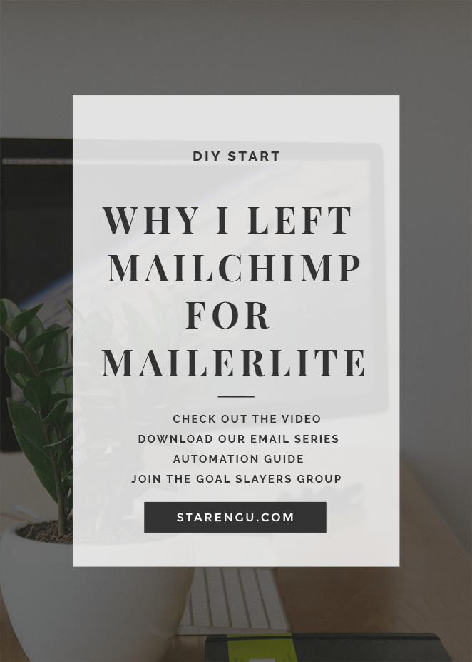 Why I left MailChimp for Mailerlite -Complete Mailerlite Video Tutorial