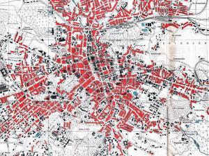 Plan Miasta Lwowa z 1943r.
