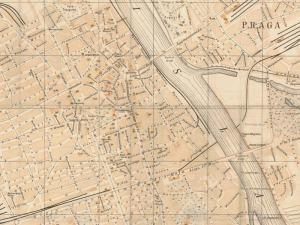 Plan Miasta Warszawy z 1930r.