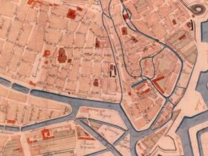 Plan Miasta Gdańska z 1809r.