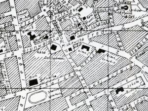 Plan Miasta Jarosławia z 1937r.