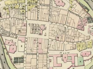 Plan Miasta Kalisza z 1785r.