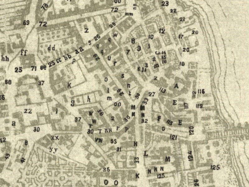 Plan Miasta Warszawy z 1779r.
