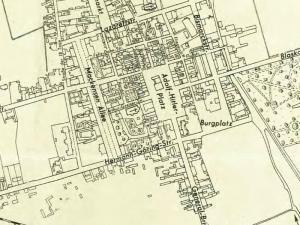 Plan Miasta Łęczycy z 1942r.