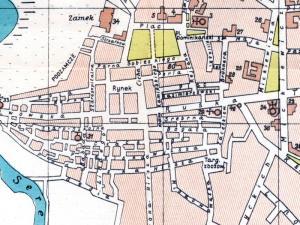 Plan Miasta Tarnopola z 1932r.