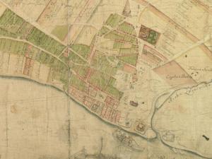 Plan Miasta Włocławka z 1787r.