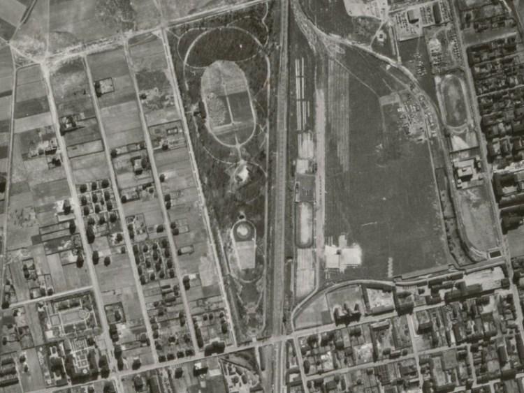 Zdjęcie lotnicze Łodzi z 1942r. (05)