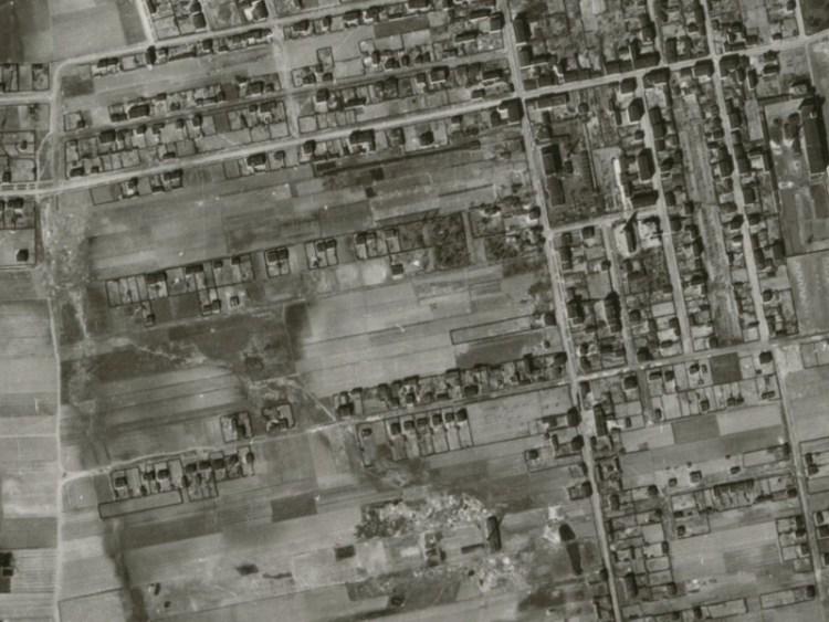 Zdjęcie lotnicze Łodzi z 1942r. (13)