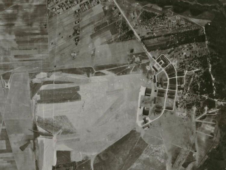 Zdjęcie lotnicze Łodzi z 1942r. (14)
