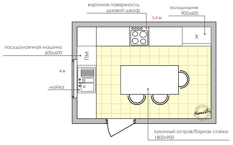 дизайн кухни программа онлайн 6