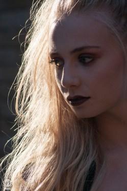 Photographer: Amanda Isusi Ugalde Hair Stylist/Makeup Artist: Taylor Barker Model: Sydney Blaire Photographic Assistant: Alicia Su