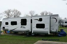 RV, travel, trailer, Jayco