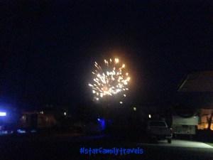 #4thofjuly, fireworks, Galveston, #starfamilytravels
