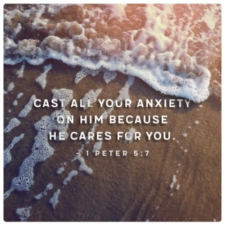David Zuccolotto on Anxiety: What It Means to 'Cast Your Burdens' on God