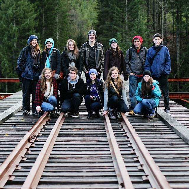 Vance Creek Meetup