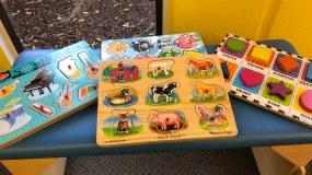 Favorite Toys: Puzzles