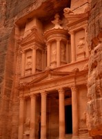 The Treasury, City of Petra, Jordan