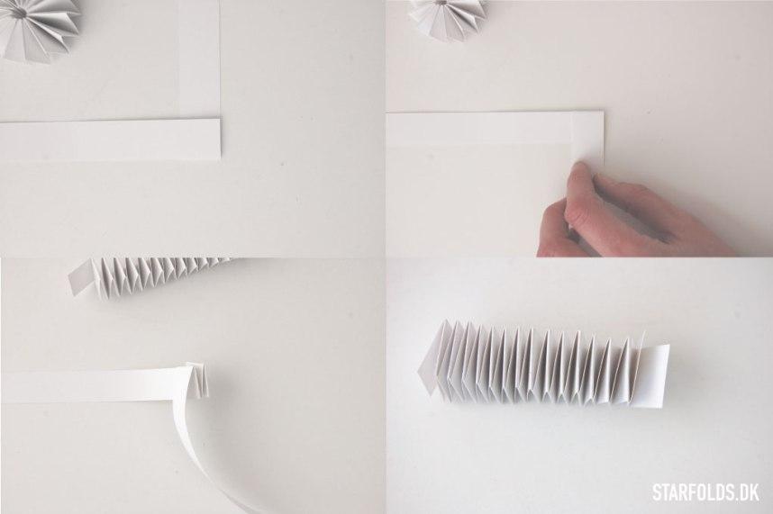 DIY Snehvide ophæng i papir - sådan gør du!