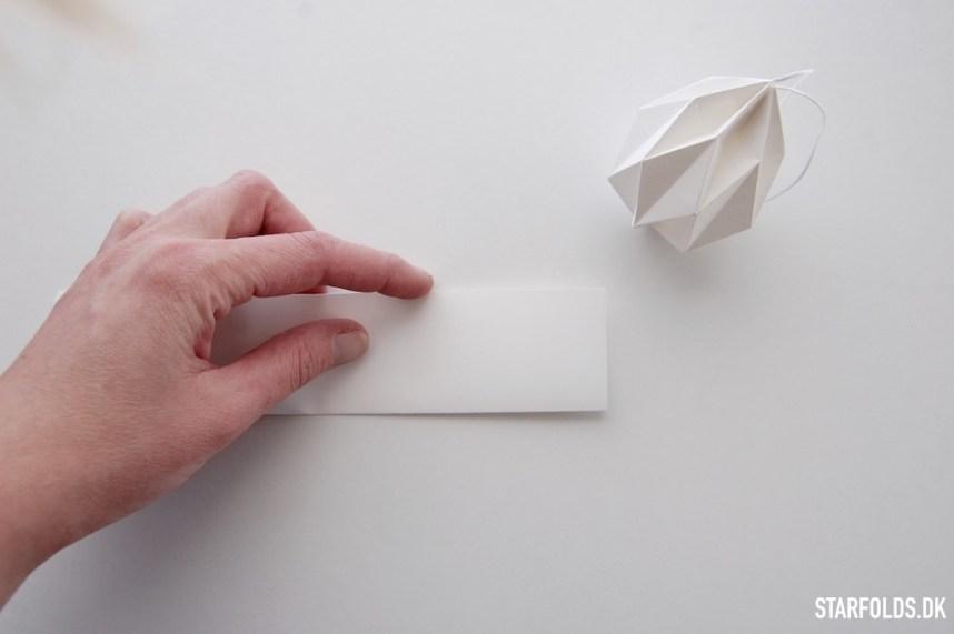 DIY Påskeæg i papir trin 1