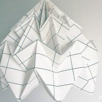 DIY lampe - fold din egen lampeskærm