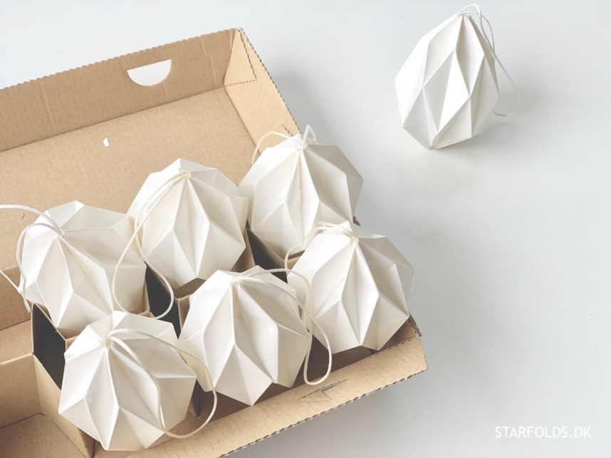 6 foraarsideer til kreative stunder med papir fold paaskeaeg