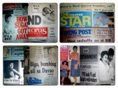 news clippings