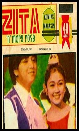 COVERS - 1971 Zita Sep