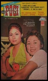 COVERS - 1970S Pogi 1974