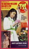 COVERS - TSS 1971 Happy Birthday Vilma