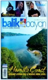 COVERS - Balikbayan Magazine Aug 2009