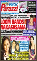 COVERS - Pinoy Parazzi June 2014