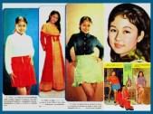 MEMORABILIA - Print Modeling 1970s 1