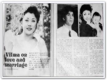 MEMORABILIA - Vilma on Love and Marriage StudentCanteen 1981