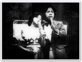 MEMORABILIA - Boy Mondragon and Winnie Santos