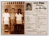 MEMORABILIA - Movie Star Fan 1970s