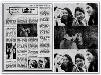 ARTICLES - Weekly Kampeon Komiks, April 30, 1978