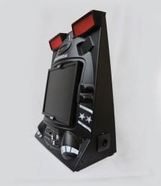The Sega Omega Drive
