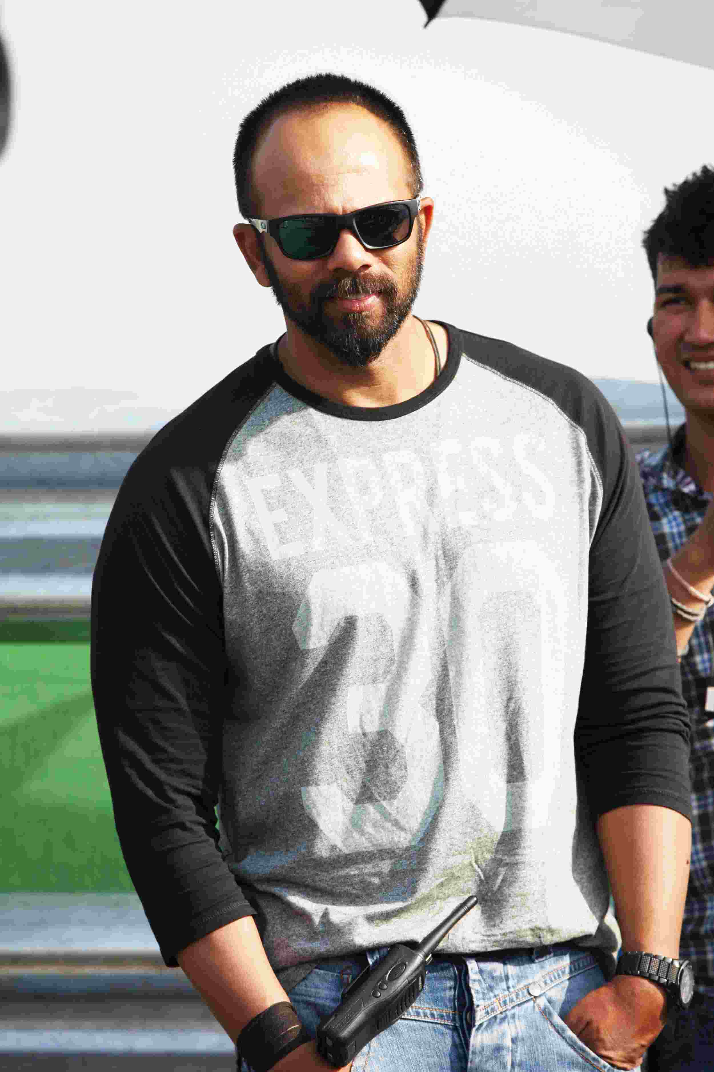 Rohit Shetty Talks About His Movie SINGHAM RETURNS STARFRIDAY