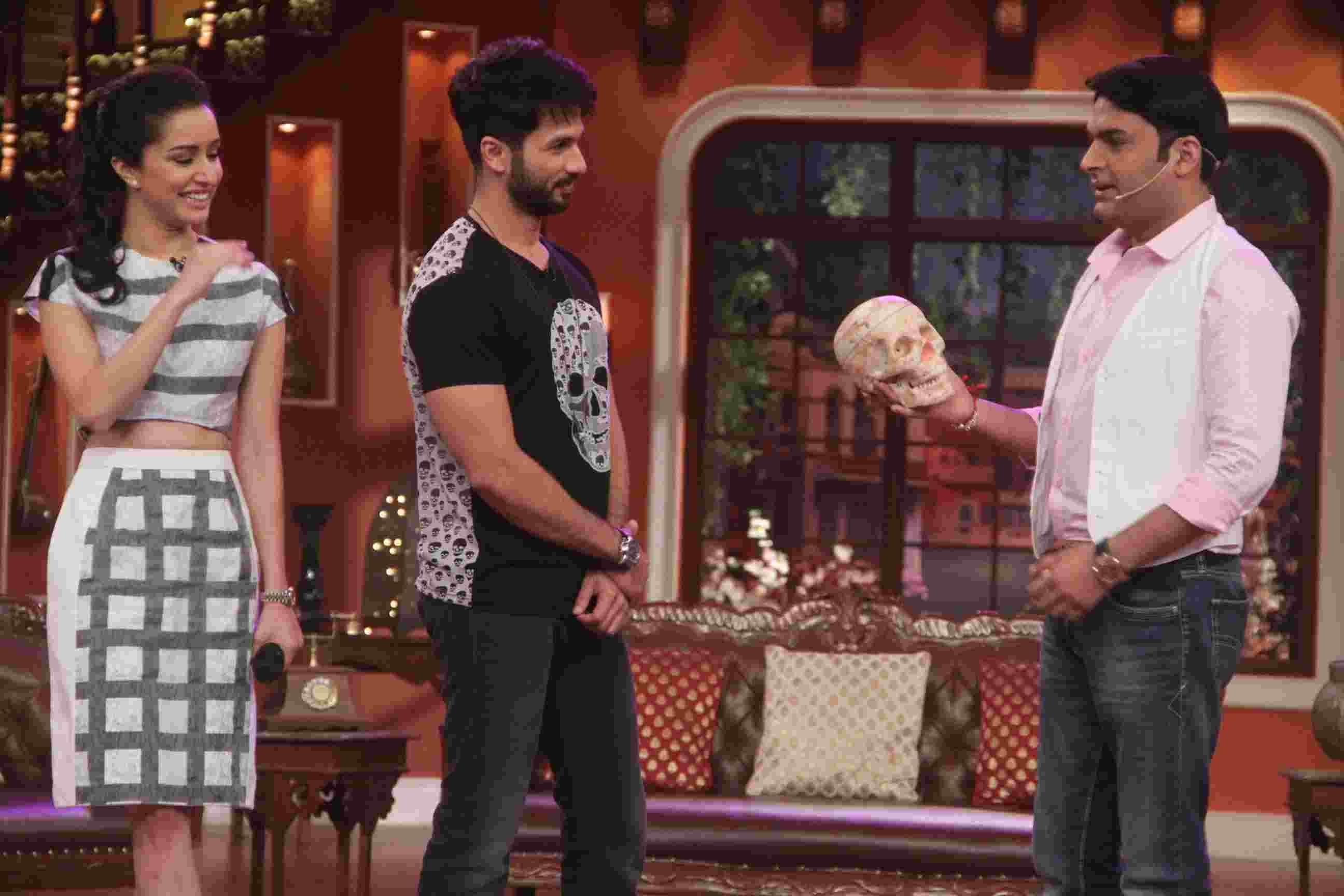 Comedy Nights With Kapil Haider Special Vishal Bharadwaj