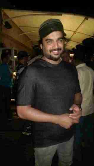 R. Madhavan at the Wrap Party of Heartbeats
