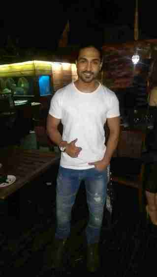 Salman Yusuff Khan at the Wrap Party of Heartbeats