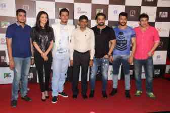 Dhaval Gada, Kajal Aggarwal, Randeep Hooda, Jayantilal Gada, Dhiraj Shetty, Avinaash Rai and director Deepak Tijori