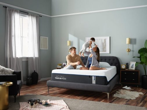 Tempur-Luxe Adapt Soft Mattress Set