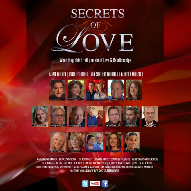 Secrets of Love Poster