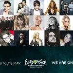 Eurovision 2013 Grand Final 隨賽記錄